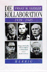 "Buchcover ""Die Kollaboration 1939-1945"""